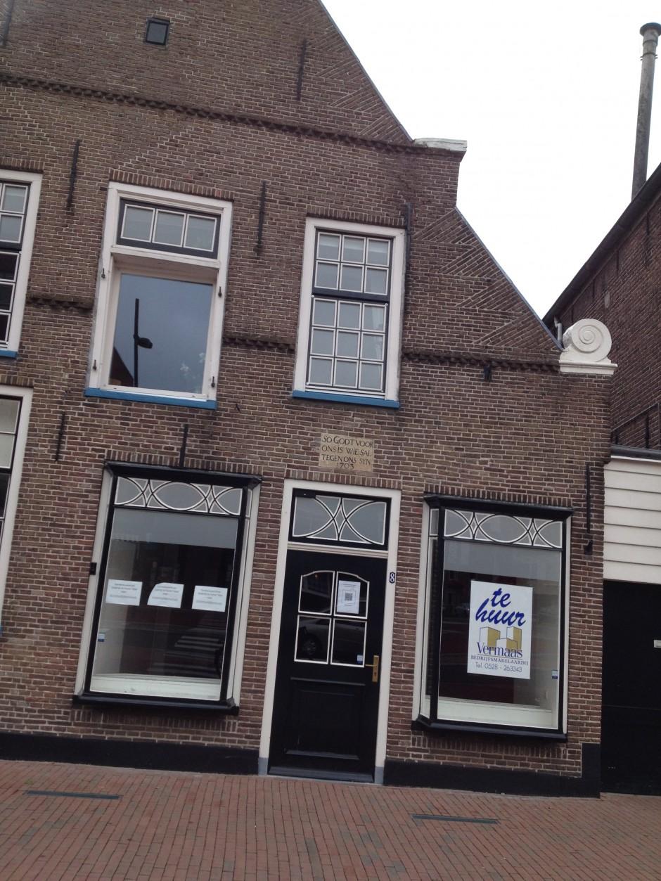 Oudste pand van Hoogeveen?
