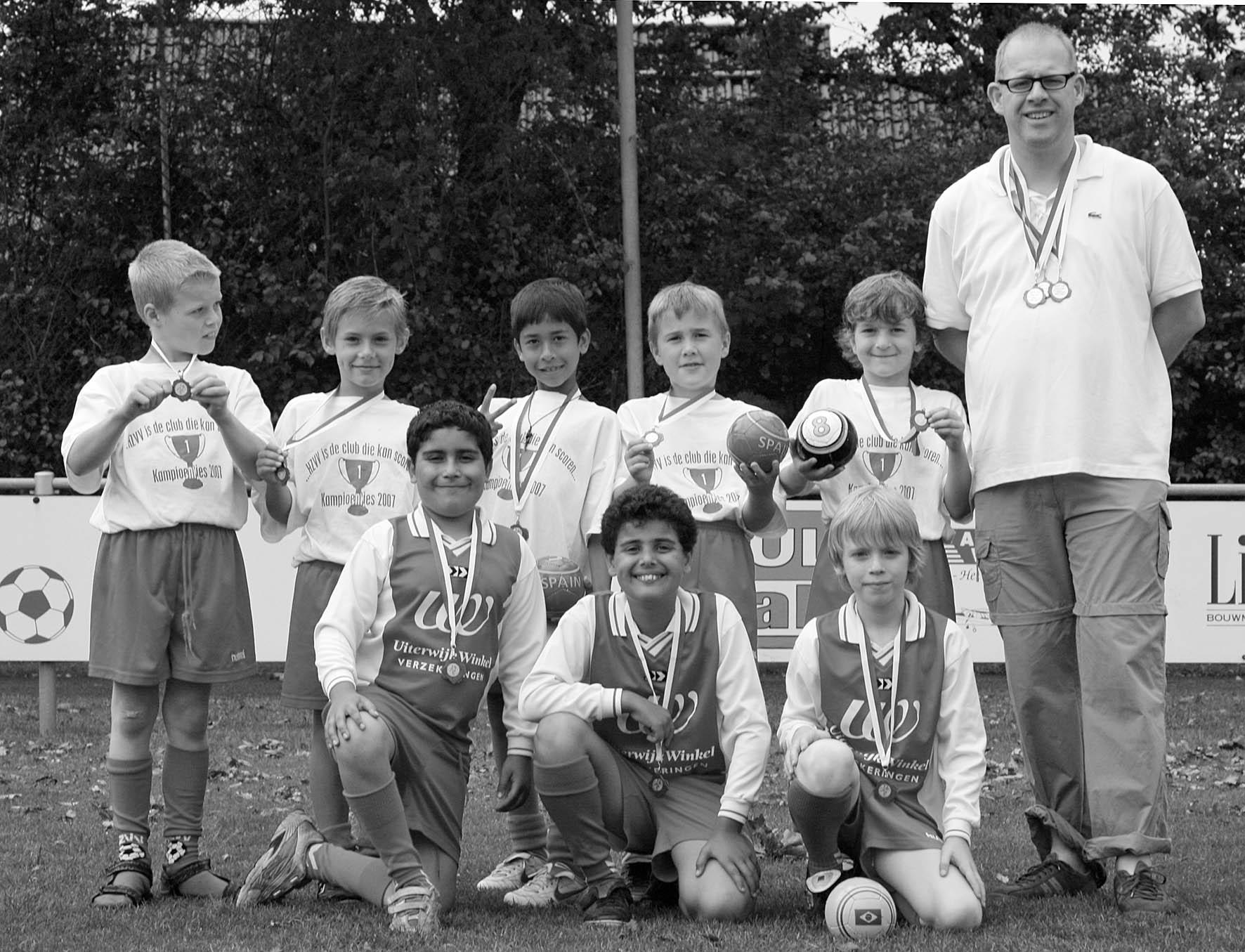 De coach geroerd (sept. 2007)