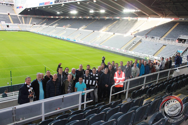Newcastle en de wetten van Engels voetbal