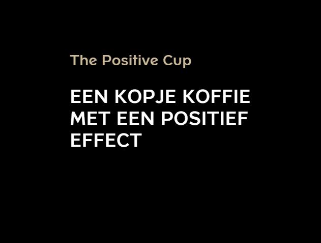 Positive cup
