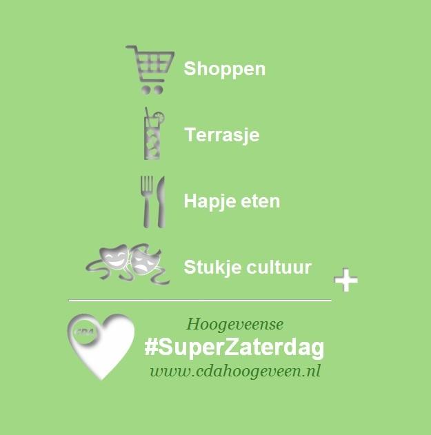 #Superzaterdag!