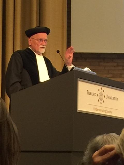 Afscheid Professor Hans